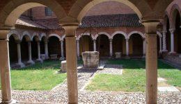Cortyard Ferrara Italy