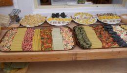 Pasta Display Mykerinos