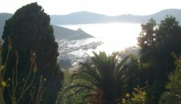 Ios Greece Harbor View