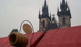 Prague Saint Tyns with Trdlo
