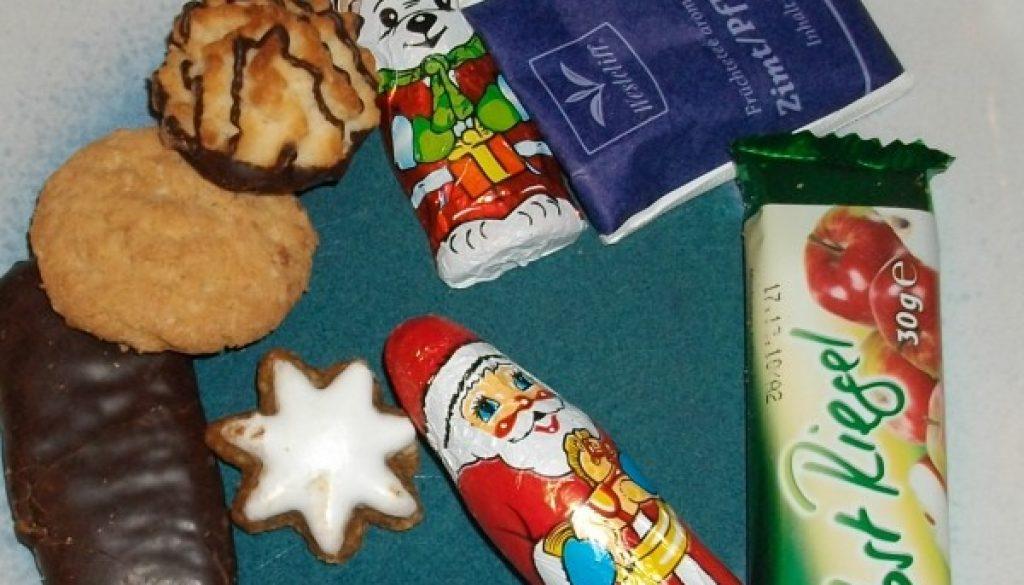 Saint Nicholas Day Sweets