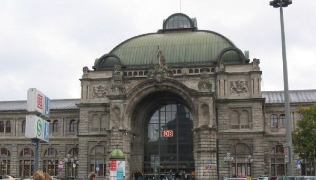 Nuremberg Train Station