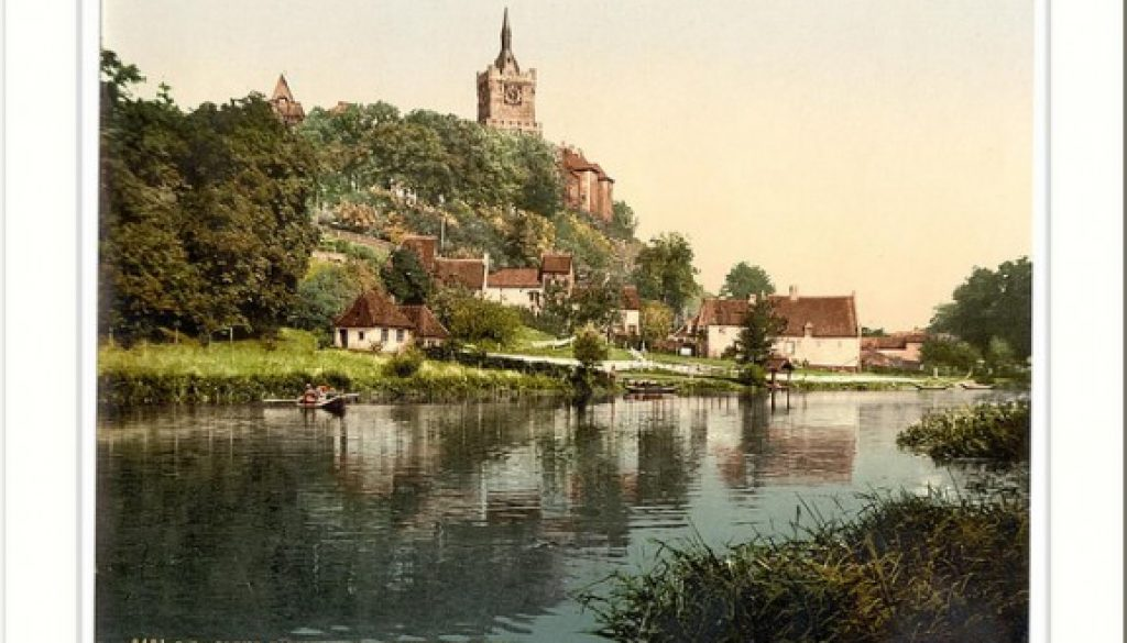 Kirmesdahl and Schwanenburg Cleves Westphalia Germany