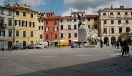 Main Square Sarzana