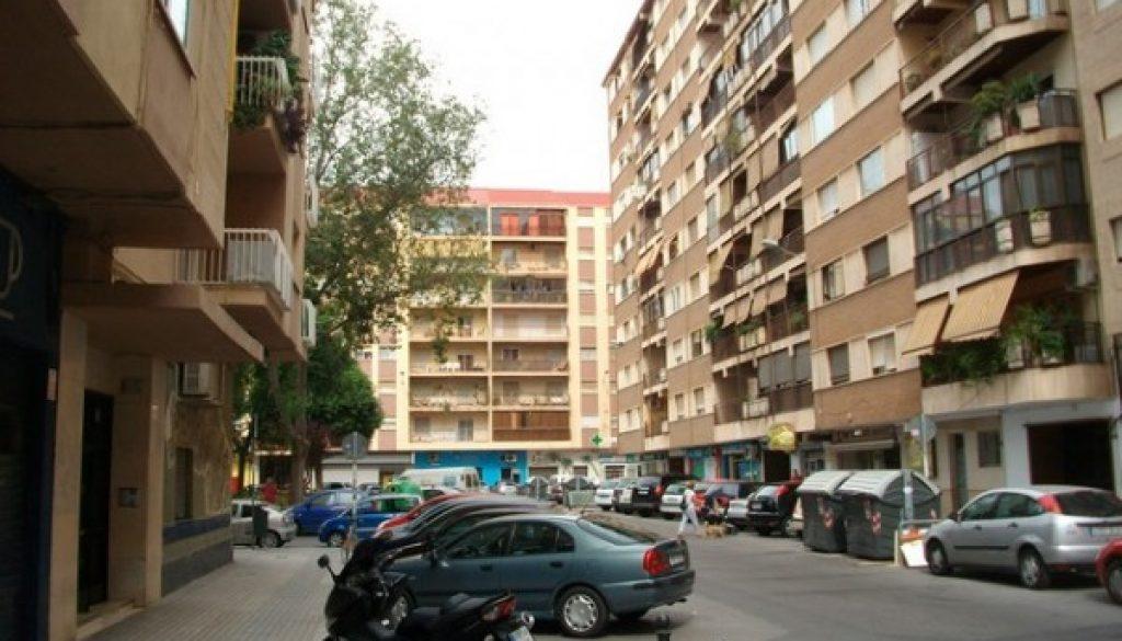 Back Street Valencia