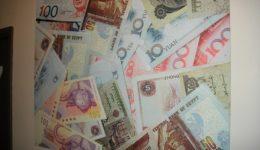 Money Painting