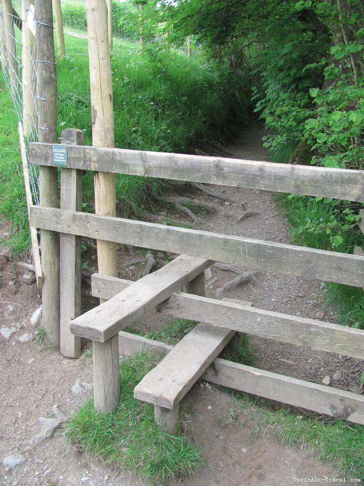 LadderStileWithDoggyDoor